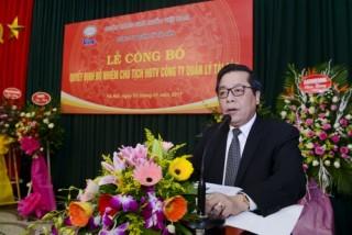 Ông Nguyễn Tiến Đông được bổ nhiệm Chủ tịch Hội đồng thành viên VAMC