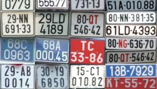 Có nên thống nhất một loại biển kiểm soát xe ô tô?