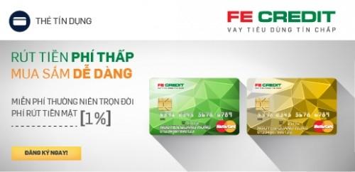 Tìm hiểu về thẻ tín dụng của công ty tài chính