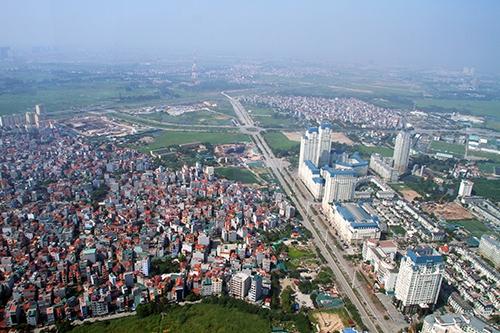 Quy định về hệ số K điều chỉnh giá đất trên địa bàn Hà Nội