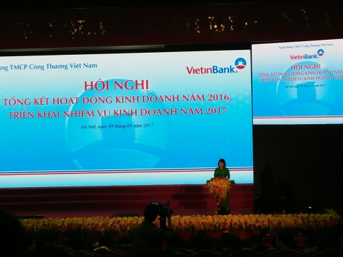 VietinBank đạt lợi nhuận trước thuế hơn 8.200 tỷ đồng