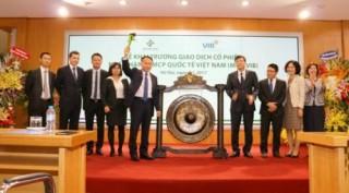 Cổ phiếu VIB chính thức chào sàn, các chỉ tiêu tài chính 2016 tích cực