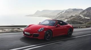 Porsche chính thức ra mắt 911 GTS 2017 với động cơ 3.0 tăng áp kép 450 HP