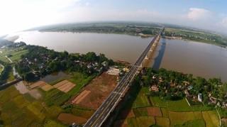 Hà Nội quy hoạch hai bên sông Hồng theo hướng tạo lập đô thị hiện đại