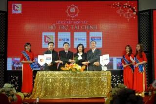 Nhất Nam Land ký kết hợp tác với các chi nhánh ngân hàng