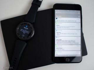 Cách giúp đồng hồ Gear S2/S3 kết nối iPhone