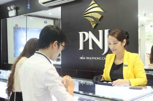 Một năm kinh doanh thành công của PNJ