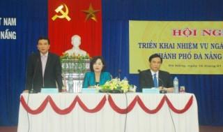 Ngành NH Đà Nẵng góp phần tạo gam màu sáng trong tăng trưởng kinh tế địa phương