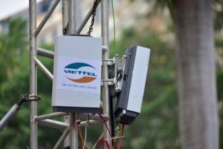 Trải nghiệm dịch vụ 4G của Viettel