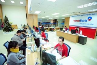 Lợi nhuận lũy kế cả năm 2016 của VietinBank đạt 8.530 tỷ đồng