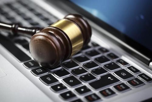 Hổng pháp lý tranh chấp trực tuyến