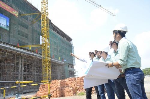 Ngành xây dựng 2018 tiếp tục tăng trưởng tốt