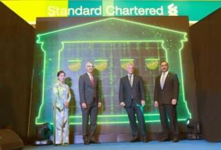 Standard Chartered Việt Nam khai trương chi nhánh mới
