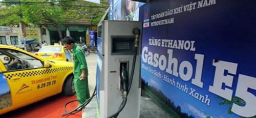 Khuyến khích người tiêu dùng sử dụng nhiên liệu xăng sinh học