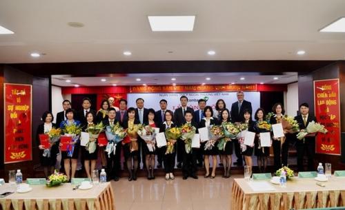 Vietcombank điều động, bổ nhiệm hàng loạt nhân sự quản lý cấp cao