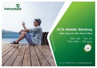 Vietcombank triển khai loạt tính năng mới trên VCB - Mobile B@nking