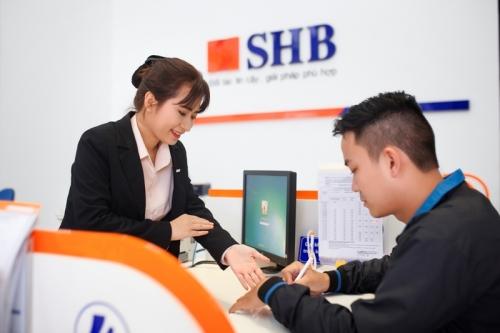 SHB miễn phí dịch vụ thu hộ điện - nước