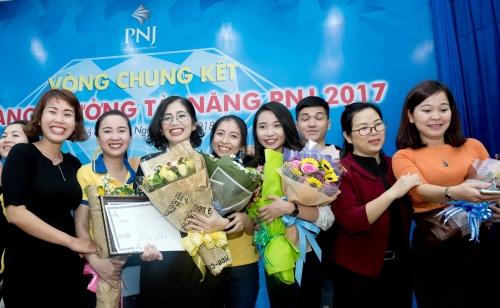PNJ tổ chức cuộc thi Cửa hàng trưởng tài năng