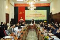 Ngành Ngân hàng tổ chức họp giao ban định kỳ hoạt động truyền thông