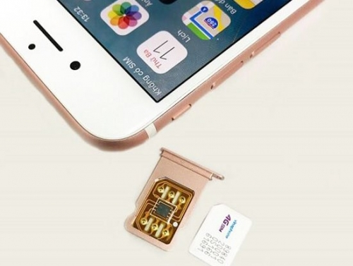 SIM ghép v4 bị khoá, nhiều người rao bán iPhone lock