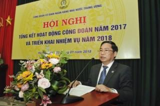 Công đoàn Cơ quan NHNN Trung ương đang có bước chuyển biến mạnh mẽ