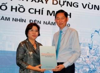 Công bố điều chỉnh quy hoạch xây dựng vùng TPHCM