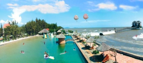TP.HCM: Duyệt nhiệm vụ quy hoạch 1/5000 khu du lịch biển Cần Giờ