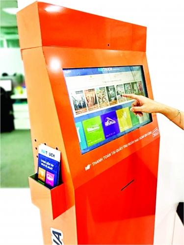 Nhanh tay chộp khuyến mãi từ ví điện tử