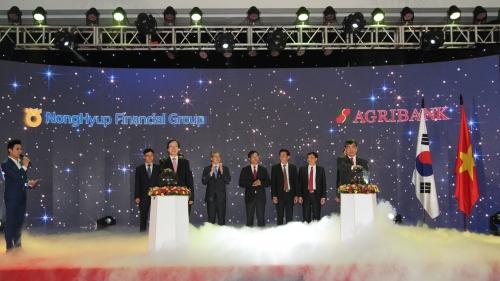 Agribank và Nonghyup Bank - Hàn Quốc nâng tầm hợp tác
