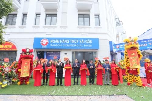 SCB khai trương hoạt động chi nhánh Thái Bình