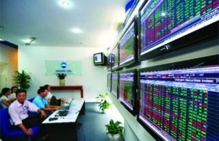 Chứng khoán chiều 25/1: VN-Index tăng hơn 17 điểm, giá trị giao dịch đạt trên 16.000 tỷ đồng