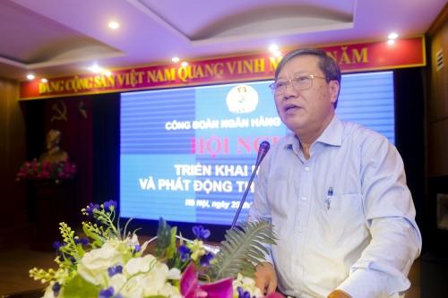Đẩy mạnh thi đua hướng tới Đại hội VI Công đoàn Ngân hàng Việt Nam