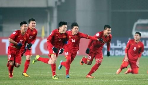 HD SAISON thưởng lớn cho tuyển U23 Việt Nam