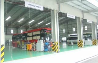 Thaco: Khánh thành Trung tâm Ô tô tải, bus Thaco -  Đà Nẵng