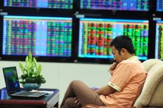 Chứng khoán chiều 29/1: CP ngân hàng làm bệ đỡ thị trường