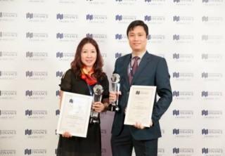 PVcomBank nhận cú đúp giải thưởng uy tín quốc tế