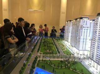 Tháp Emerald thuộc dự án Dream Home Riverside thu hút khách hàng