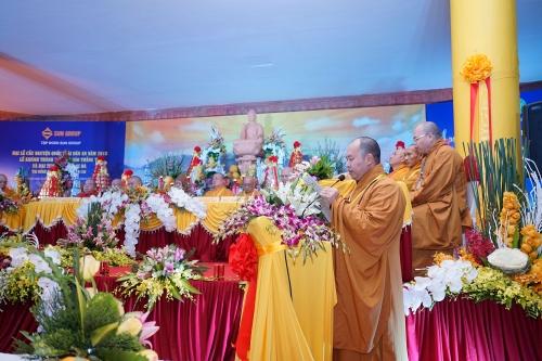 Trung ương Giáo hội Phật giáo Việt Nam tổ chức đại lễ cầu nguyện quốc thái dân an trên đỉnh Fansipan