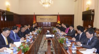 Việt Nam - Lào:  Thúc đẩy hợp tác, chia sẻ kinh nghiệm điều hành chính sách tiền tệ