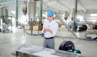 Doanh nghiệp sản xuất hạt nhựa phụ gia: Lợi thế từ nguồn nguyên liệu