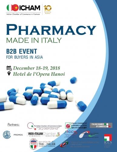 ICHAM xúc tiến thương mại ngành dược