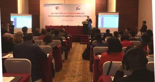 Hội thảo hỗ trợ lên kế hoạch và hành động giảm nhẹ phát thải khí nhà kính
