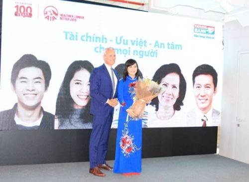 Kienlongbank hợp tác AIA phân phối sản phẩm bảo hiểm nhân thọ
