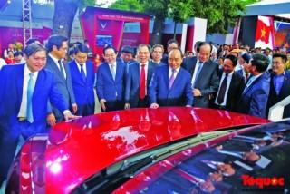 Giấc mơ ô tô Việt đẳng cấp quốc tế