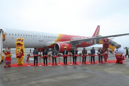 VietjetAir chính thức mở đường bay Vân Đồn - Thành phố Hồ Chí Minh