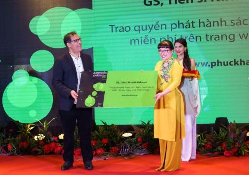 """Phuc Khang Corporation phát hành miễn phí sách """"Xanh hóa Châu Á"""""""