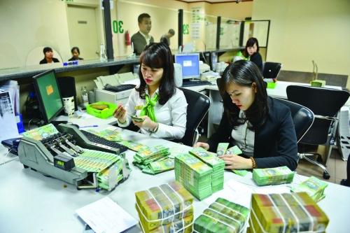 Ngân hàng tăng cường vay vốn quốc tế