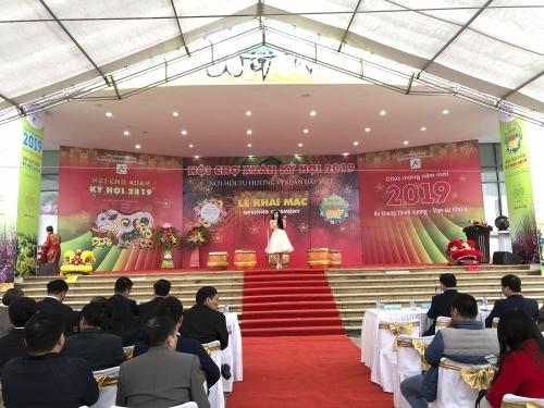Hội chợ Xuân Kỷ Hợi 2019