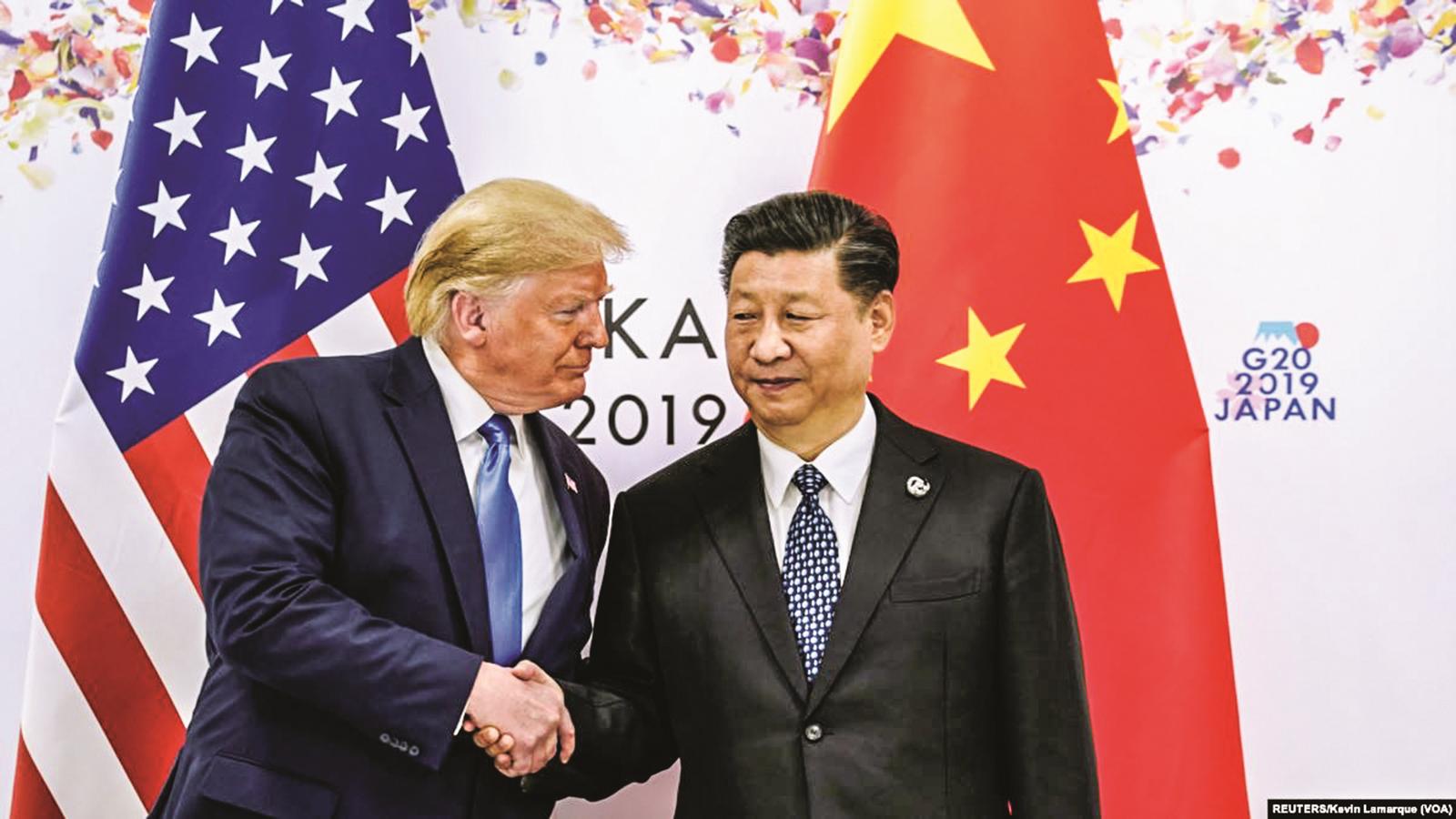 Thương chiến Mỹ - Trung: Chuyện chưa hồi kết