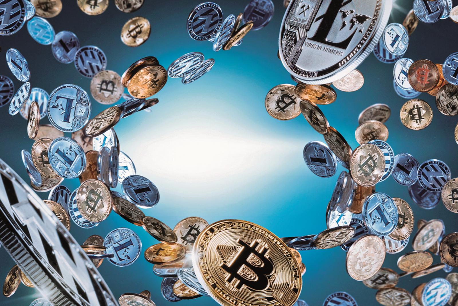 Các ngân hàng trung ươngđang quan tâm đến tiền kỹ thuật số
